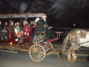 Horse Drawn Carriage Tours Nashviile !