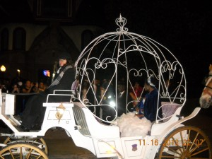 Horse Drawn Cinderella Special Event Carriage !