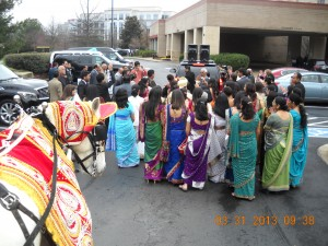 Indian Barrett Wedding !