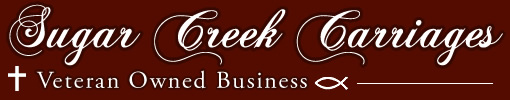 Sugar Creek Carriages Logo