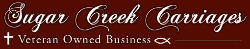 Sugar Creek Carriages Logo